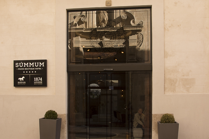 Summum Prime Boutique Hotel, Palma