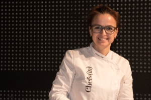 Marga Coll, chef at Miceli and Arrels by Marga Coll