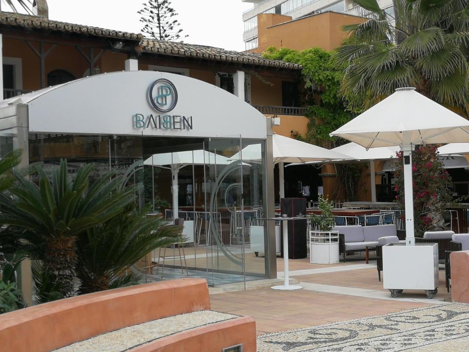 Baiben restaurant in Puerto Portals