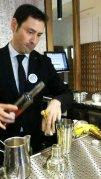 Mixologist Andreu Genestarr