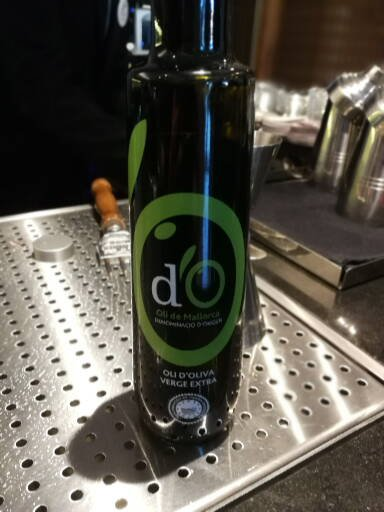 Olive oil from Mallorca