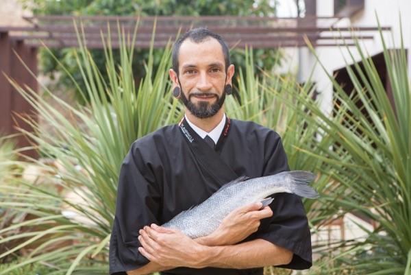 Itamae - chef - Cesar Leon