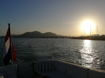 Sunset tour on Silver Fox