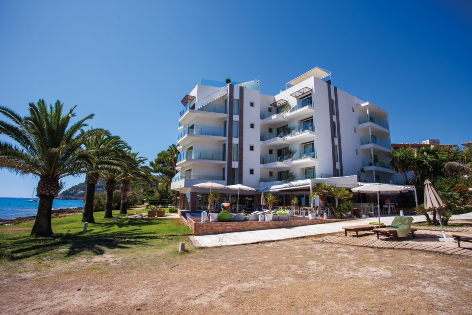 Melbeach Hotel & Spa. Photo courtesy of hotel.