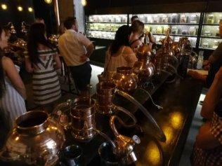 The distilling 'lab'