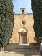 The estate chapel