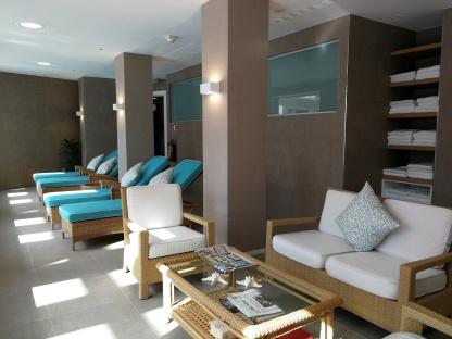 Son Vida Spa relaxation area