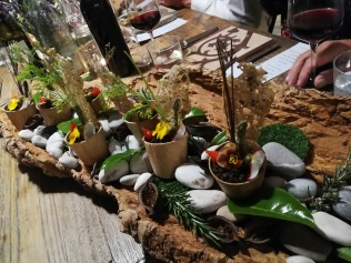 An edible Soller Garden