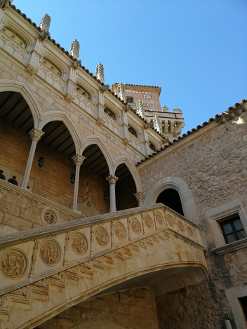 Pueblo Espanol is a microcosm of Spain's architecture