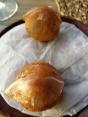 A croquette each - delicious