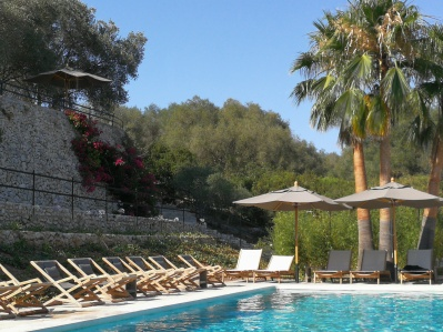 Swimming pool Finca Serena Mallorca