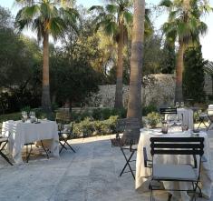 Dining terrace Jacaranda Mallorca