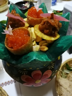 Snack starters served Mexican style!