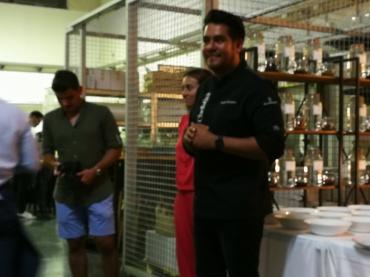 Chef David Moreno
