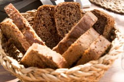 'Cornet's delicious home-made xeixa wheat bread