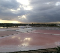 Rooftop view of Salines de s'Avall